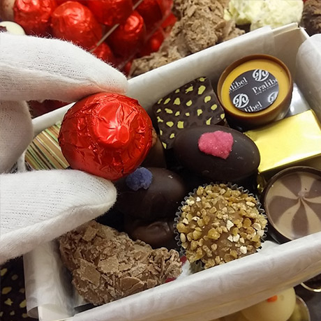 55 Chocolate Box